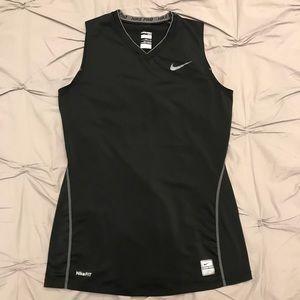 Nike Pro Women's Fitted Sleeveless Shirt/Tank
